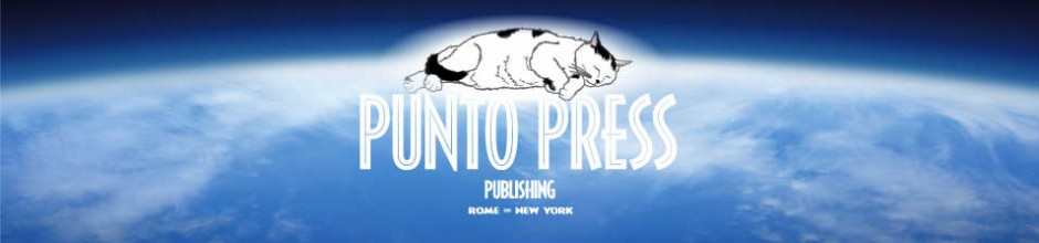 PUNTO PRESS  • AUTHORS FOR A NEW AGE