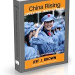 Jeff Brown's China Rising Enters Distribution in Print Format
